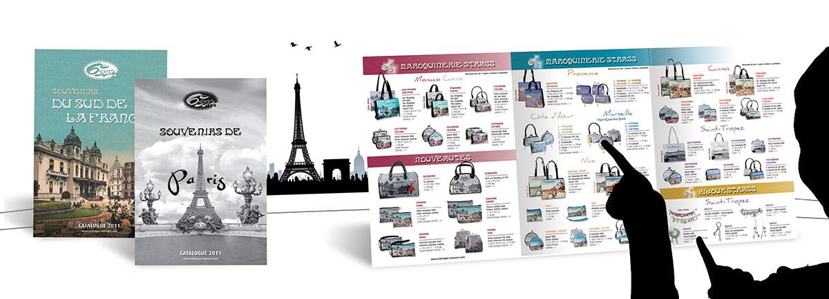 Catalogue - Virginie Ollivier
